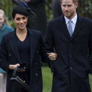 Regina furiosa: Meghan poserà su Vogue con il bambino?