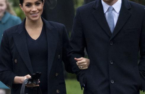La Regina Elisabetta furiosa con Meghan Markle per il debutto del Royal Baby sulla cover di Vogue