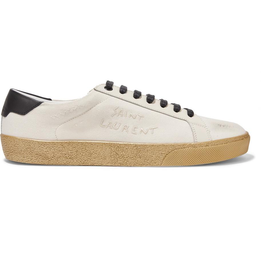 Sneakers Court Classic di Saint Laurent