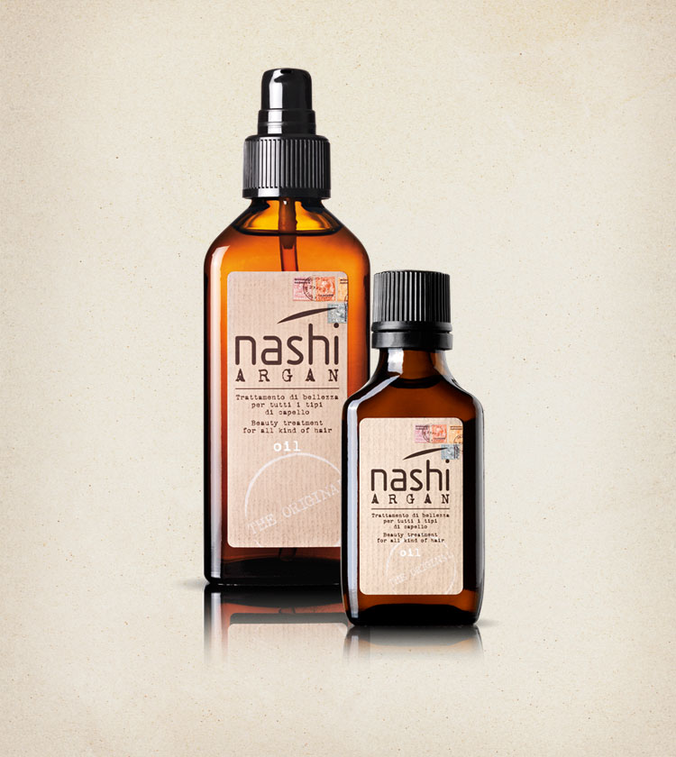 Nashi Argan Oil da 100 e da 30 ml