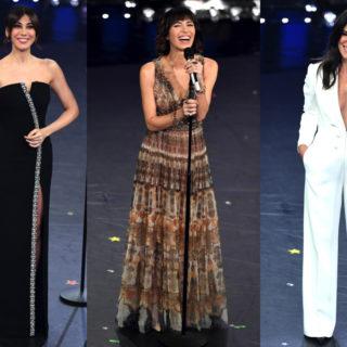 Sanremo: i look più belli della prima serata