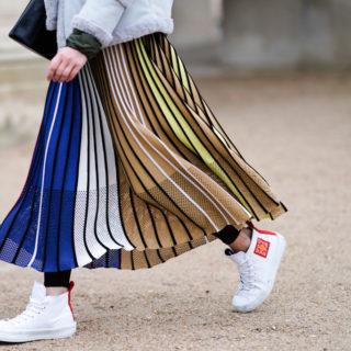 Trend Alert: 10 sneakers bianche per la primavera