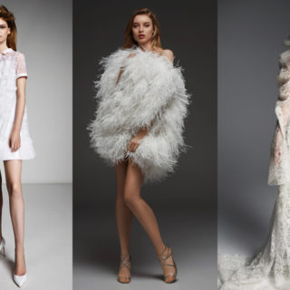 Fashion Alert: mini dress da sogno per la sposa