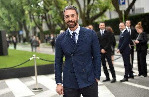 Made in Italy: Raoul Bova è Armani nella serie tv