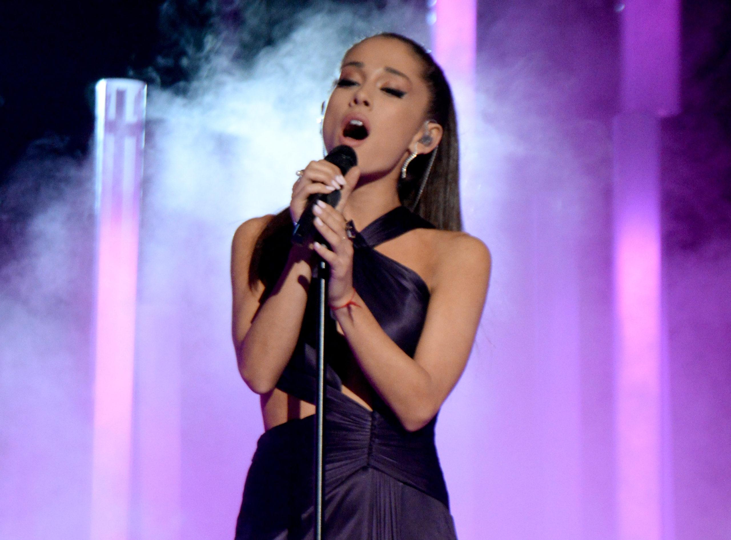 Ariana Grande si è rifiutata di partecipare ai Grammy Awards 2019