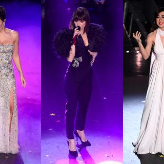 Sanremo: i look più belli della terza serata