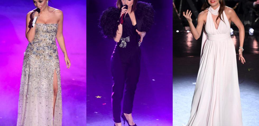 Sanremo 2019: look e beauty look della terza serata