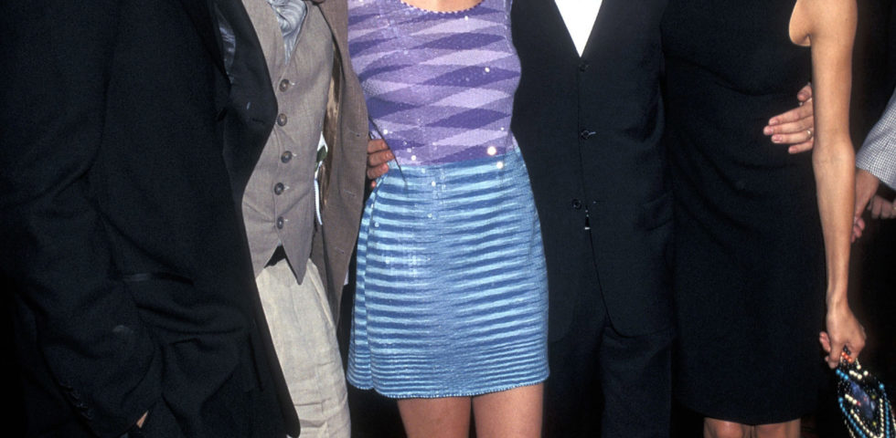 Julia Roberts 22 anni dopo nella reunion del cast de Il Matrimonio del mio migliore amico