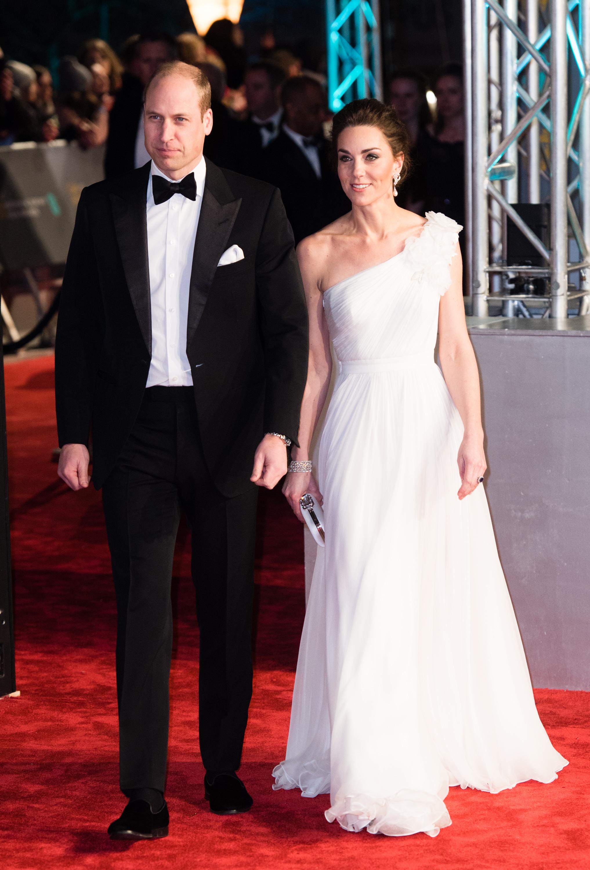 Kate indossa gli orecchini di Diana