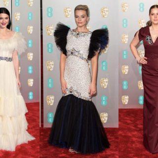 Bafta: i look più belli dal tappeto rosso