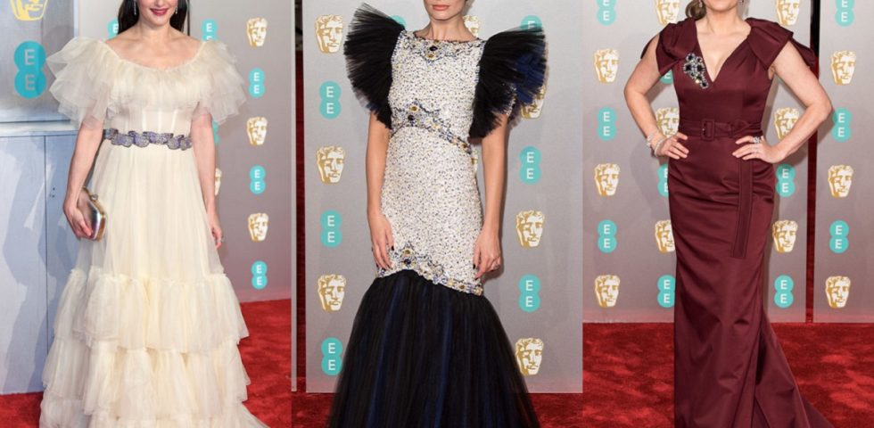 BAFTA 2019: i look più belli sul red carpet