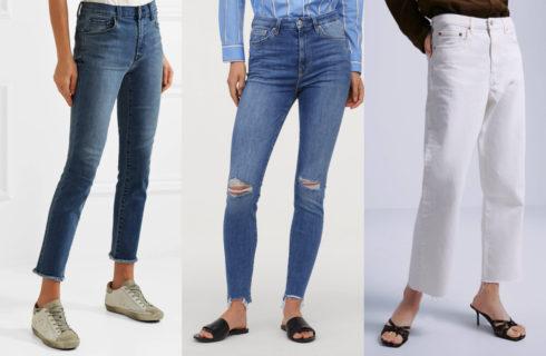Jeans Primavera-Estate 2019: modelli di tendenza