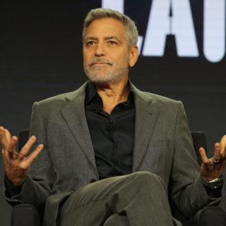 George Clooney difende Meghan Markle dai giornalisti
