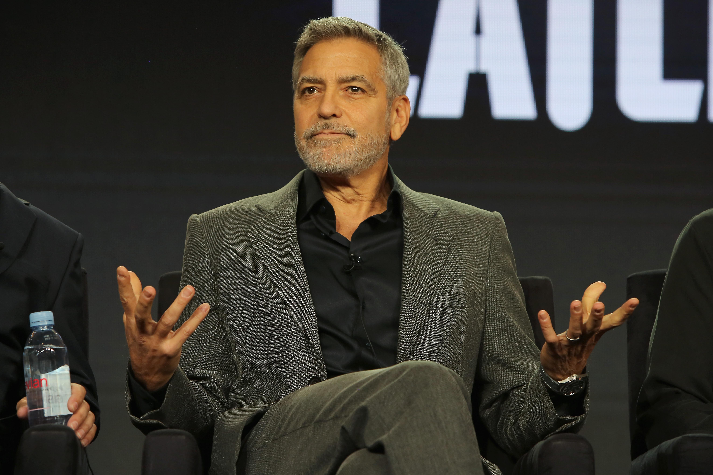 George Clooney difende Meghan Markle