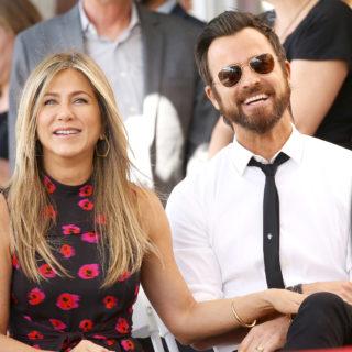 Jennifer Aniston: auguri di compleanno dall'ex Theroux