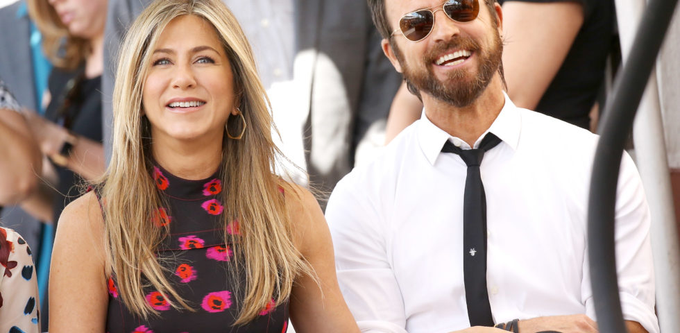 Jennifer Aniston riceve gli auguri di compleanno di Justin Theroux su Instagram