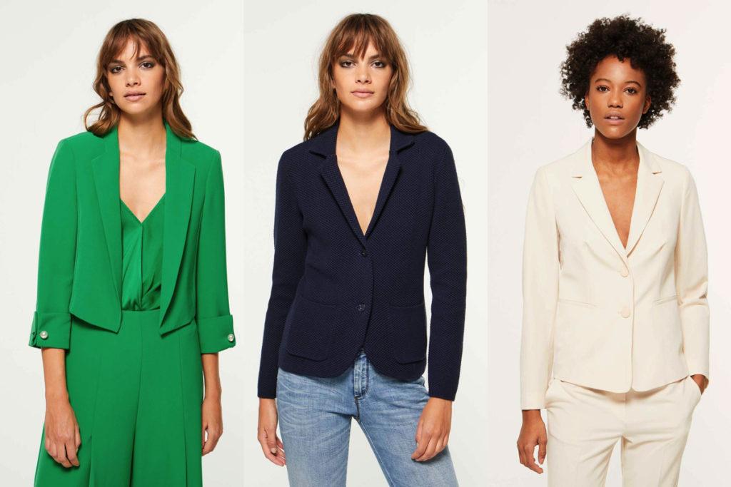 prezzo minimo foto ufficiali stile romanzo Moda Primavera 2019: giacche e blazer da donna low budget ...