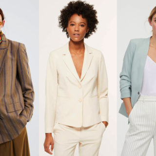 Fashion Alert: blazer low budget