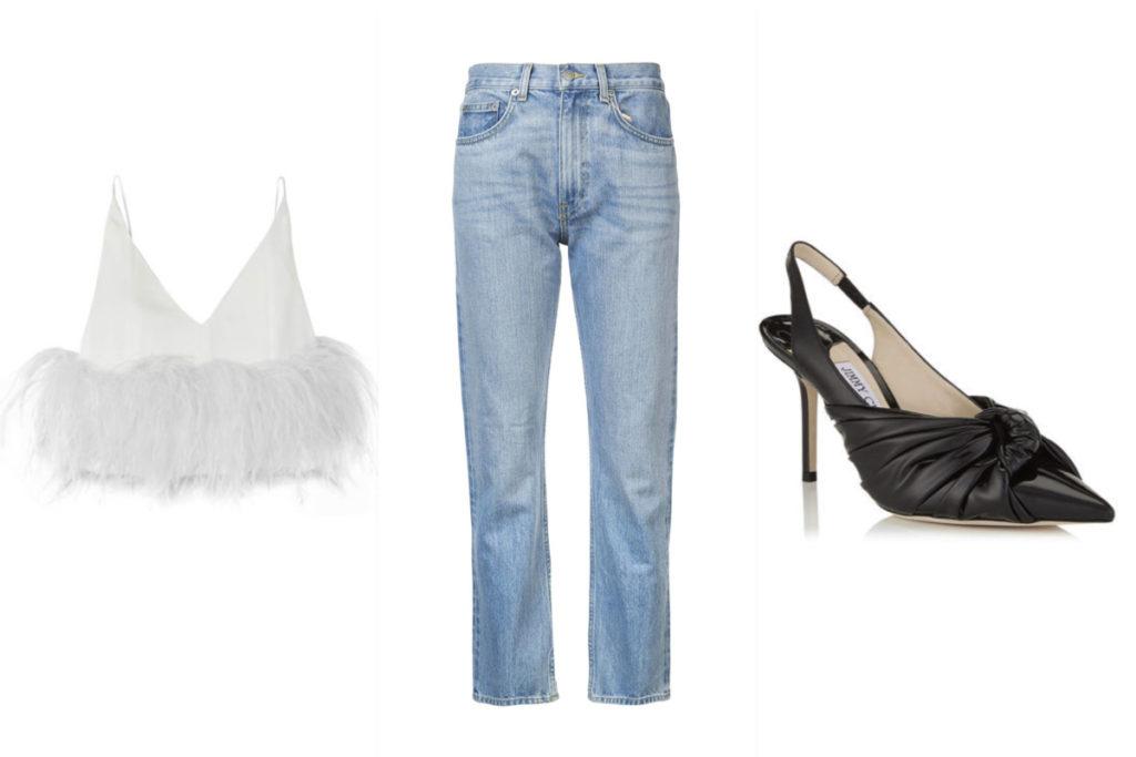 Abbinamenti perfetti per il jeans boyfriend