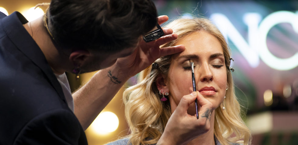 Sephora: disponibili i beauty look di Chiara Ferragni