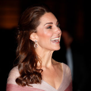 Kate Middleton omaggia il Made in Italy con i suoi look