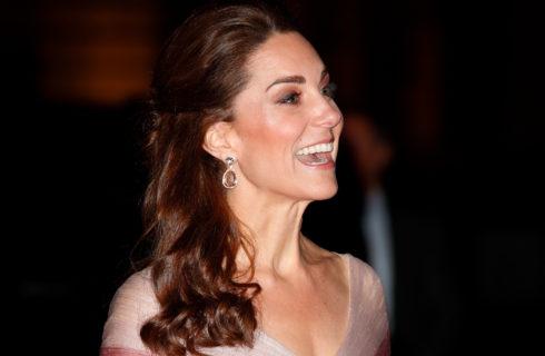 Kate Middleton omaggia il Made in Italy indossando Gucci e Dolce & Gabbana