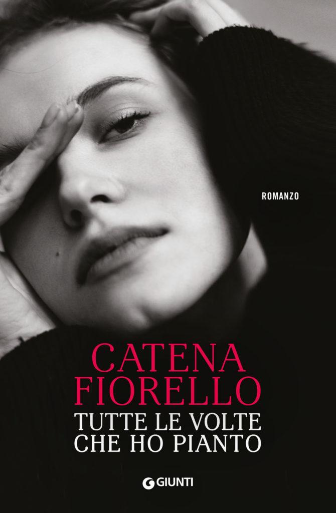 La copertina del nuovo romanzo di Catena Fiorello