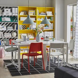 Ikea Billy: idee e combinazioni per trasformarla
