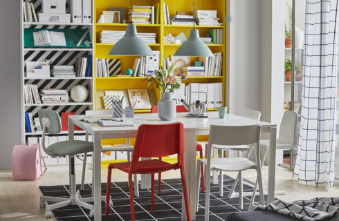 Ikea Billy, le idee più originali per trasformare la libreria