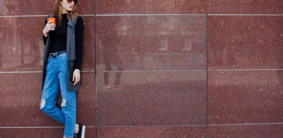 Jeans boyfriend: gli abbinamenti perfetti