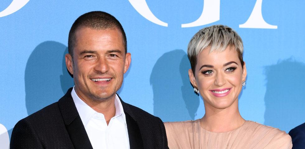 Katy Perry e Orlando Bloom fidanzati: nozze in arrivo