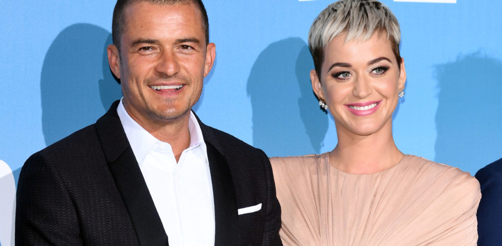 Katy Perry: Orlando Bloom quasi papà entusiasta del pancione