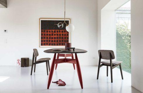 Sedie moderne per soggiorno e cucina: novità di design
