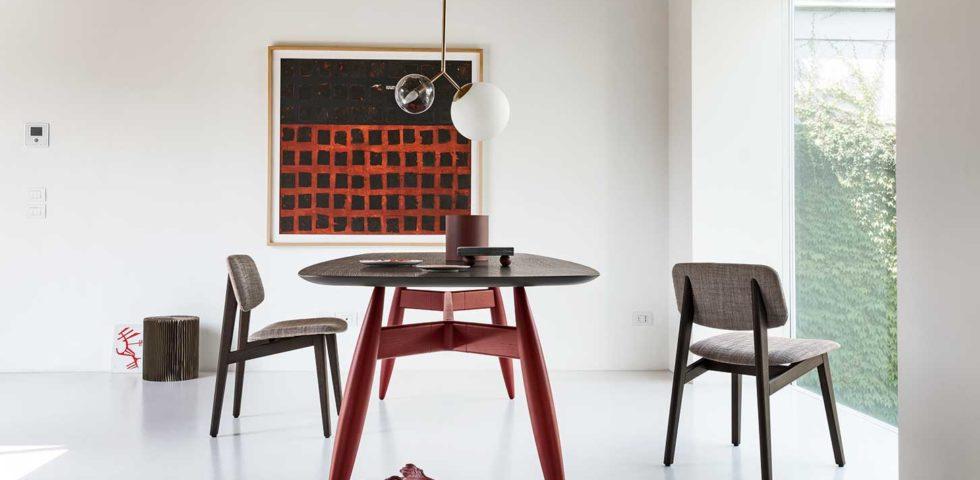 Sedie moderne per soggiorno e cucina: novità di design | DireDonna