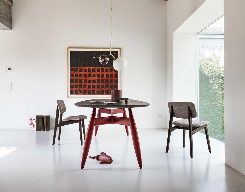 Sedie moderne per soggiorno e cucina: novità di design diredonna