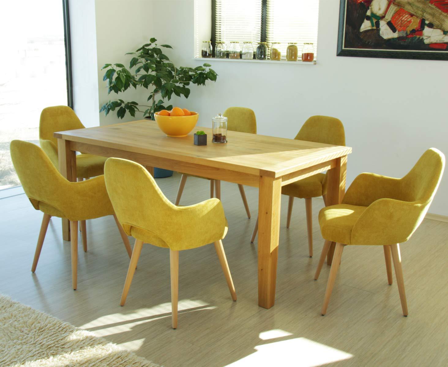 Sedie moderne per soggiorno e cucina novit di design for Sedia design amazon