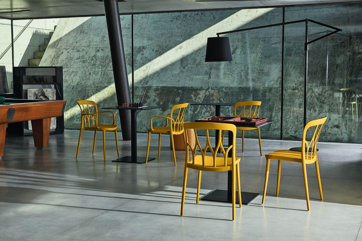 Sedie moderne per soggiorno e cucina: novità di design ...
