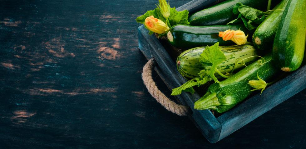 Dieta delle zucchine per perdere 4 kg in 7 giorni