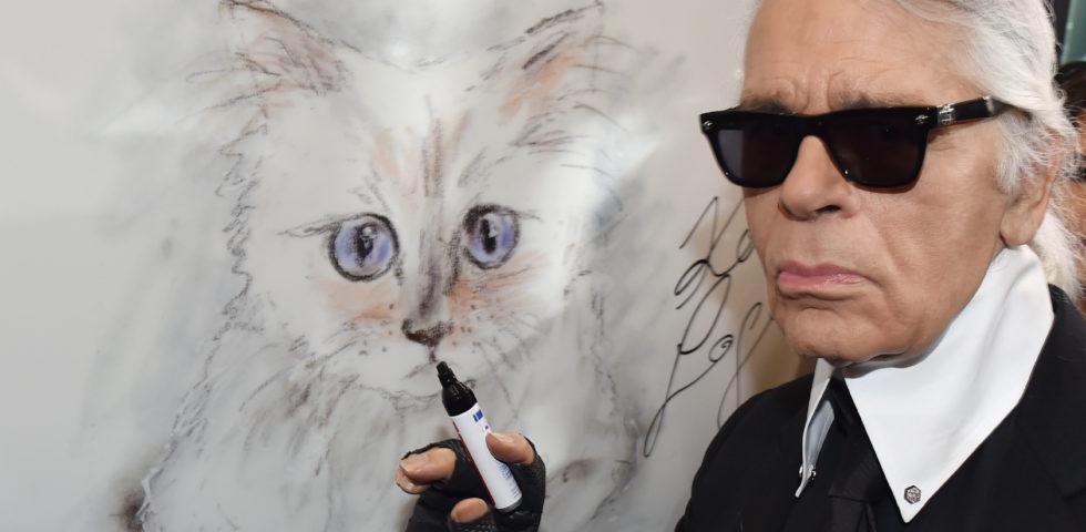 L'eredità di Karl Lagerfeld alla gatta Choupette e a Hudson Kroenig?