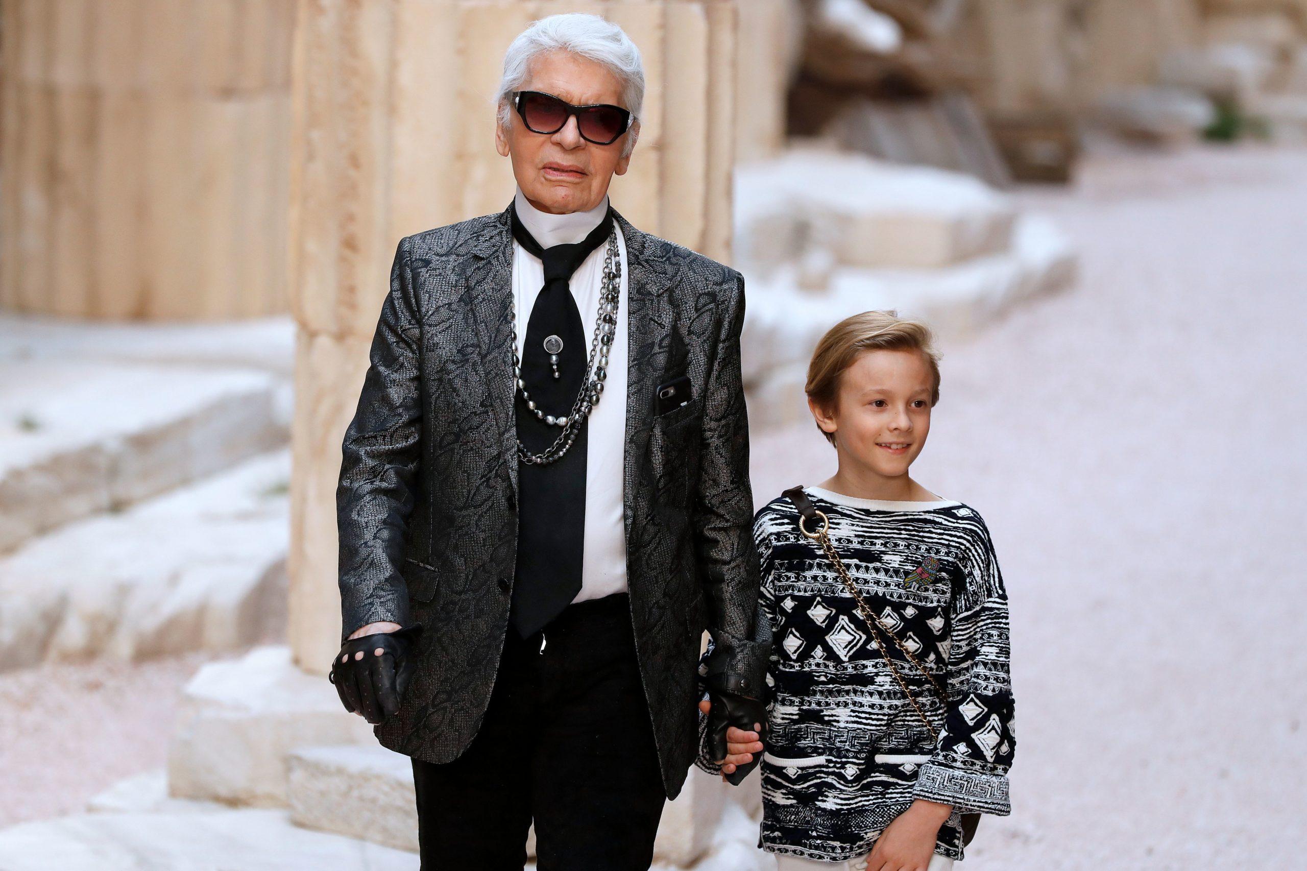 Hudson tra gli eredi di Lagerfeld