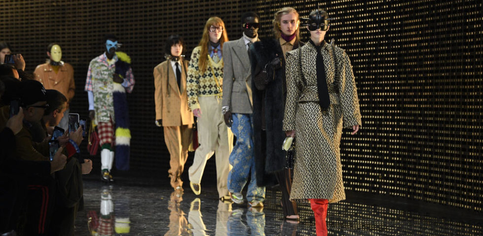 Gucci collezione Autunno-Inverno 2019/2020