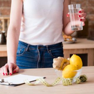 Dieta zenzero e limone: come perdere peso