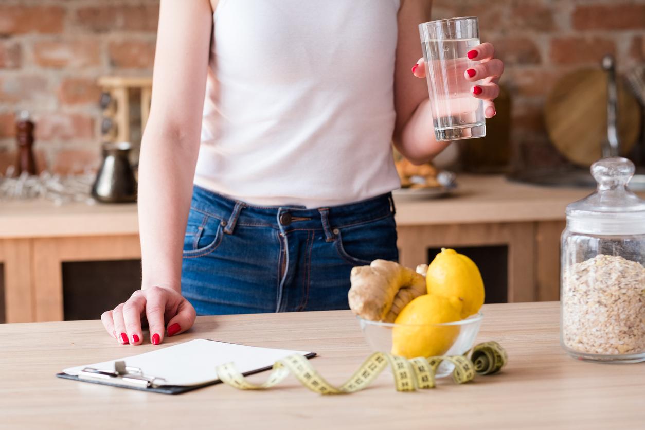 Dieta zenzero e limone, come farla