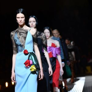 La guerrigliera romantica di Miuccia Prada