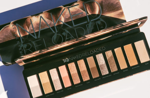 Urban Decay palette: Naked Reloaded, come si usa