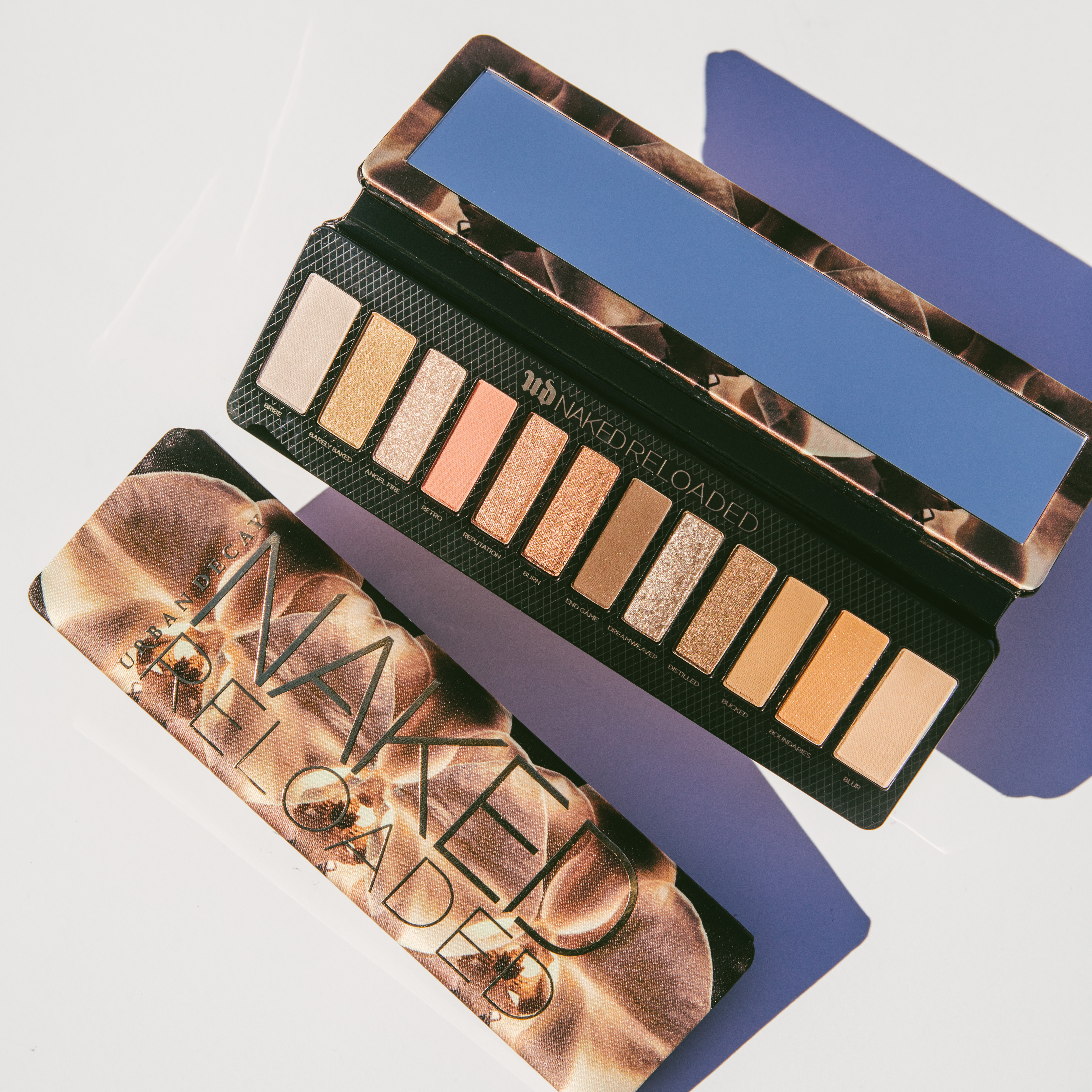 Naked Reloaded di Urban Decay