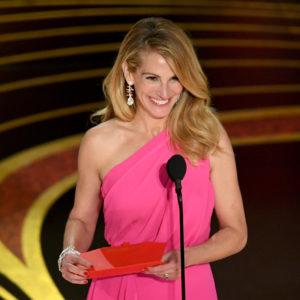 Julia Roberts: il segreto del suo make-up agli Oscar