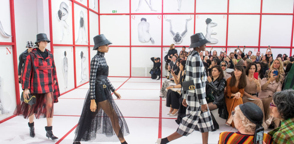 Dior collezione Autunno-Inverno 2019/2020