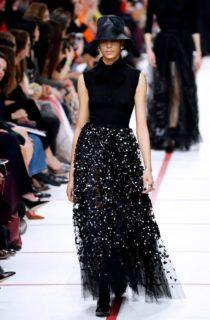 Dior collezione Autunno-Inverno 2019/2020, le foto