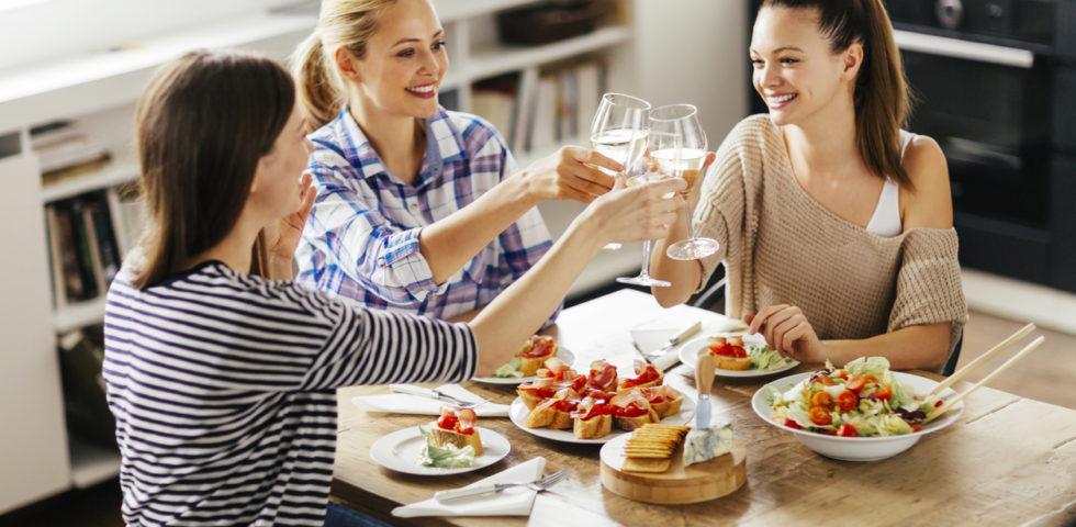 5 ricette di antipasti per la Festa della donna